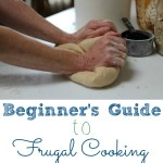 Beginner's Guide to Frugal Cooking
