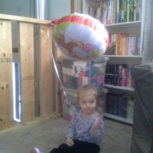 Abby Turns 2!: Frugal Birthday Tips