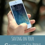 Saving on Your Contract Cell Phone Plan