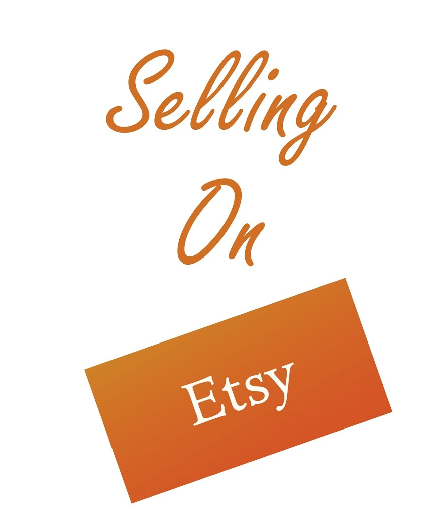 Thinking about starting an Etsy shop? Check out my series, Selling on Etsy. It has all the basics you need to know about getting started selling on Etsy.