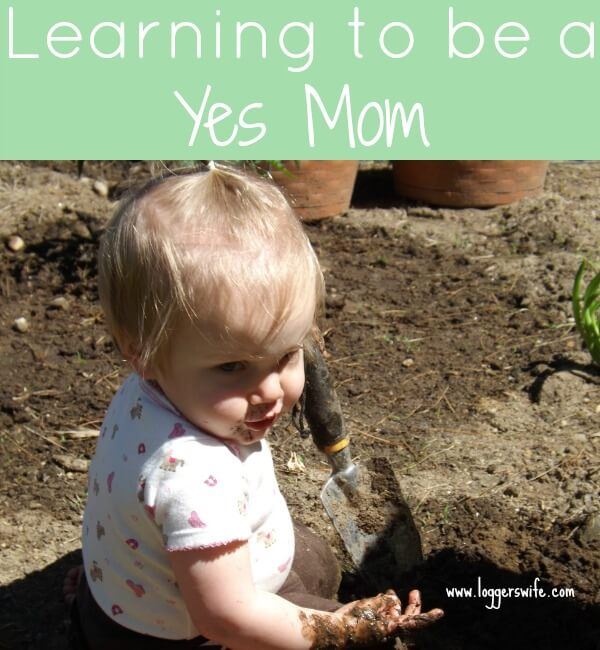 "How often do you say no to your kids when you really don't have to? Read more to see why sometimes it is okay to be a ""yes mom."""
