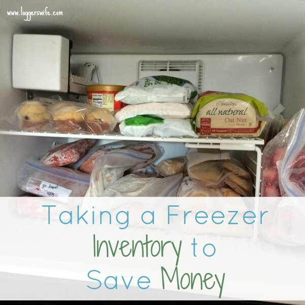 Knowing what's in your freezer can help you save so much at the grocery store