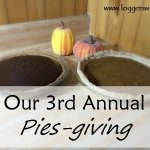 Our 3rd Annual Pies-giving
