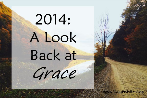 2014: A Look Back at Grace....what God taught me this year with my word of the year, grace.