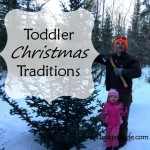 Toddler Christmas Traditions