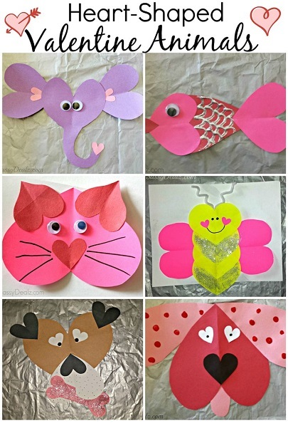 heart-shaped-valentines-day-animal-crafts
