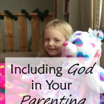 Including God in Your Parenting