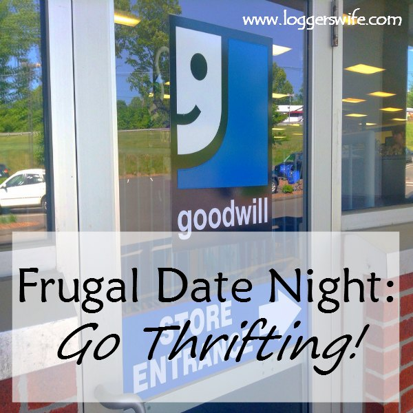 Frugal Date Night: Go Thrifting!- One of our favorite frugal date nights when we were in college was to go to the thrift store and find the craziest items we could.
