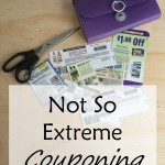 Not So Extreme Couponing