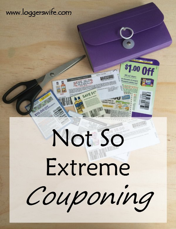 Not So Extreme Couponing...how I do my average couponing to save money without going to the extreme
