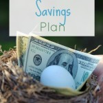 Our New Savings Plan