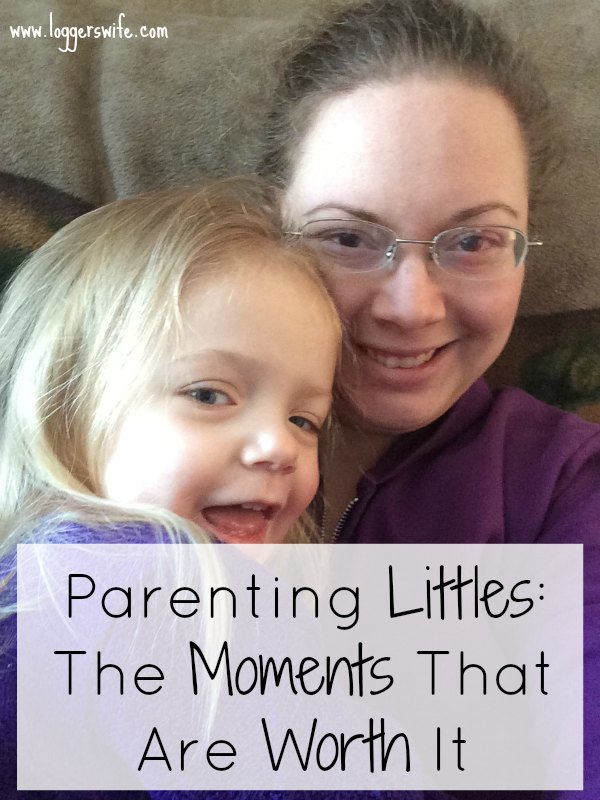 Parenting Littles- Parenting can be one of the most challenging jobs you've ever had...but it can also be one of the most rewarding
