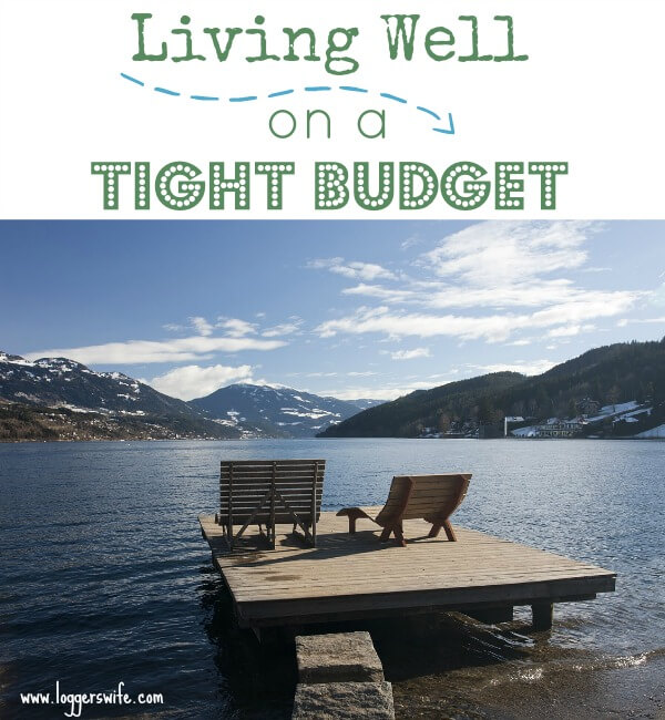 Do you ever feel like you can't afford to buy anything of quality or enjoy a vacation? Read on to discover 6 tips to living well on a tight budget.