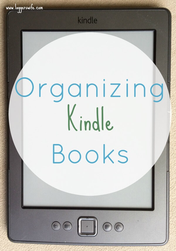 With so many great, free e-books out there, it can cause some digital clutter. Check out my two simple tips for organizing Kindle books.