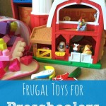 frugal toys for preschoolers