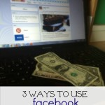 facebook to save money