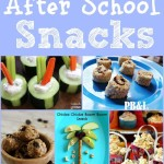 After School Snacks Round-Up