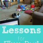 "Lessons for ""Those Days""- Imperfect Mom Confessional"