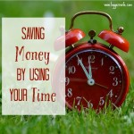 save money with time