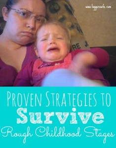 Proven Strategies to Survive Rough Childhood Stages
