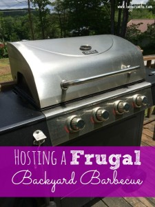Hosting a Frugal Backyard Barbecue