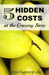 5 Hidden Costs at the Grocery Store