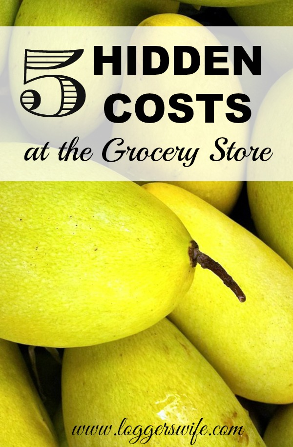 Are you trying to cut expenses but still find you are spending more than you want? Make sure you cut out these hidden costs at the grocery store.