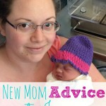 New Mom Advice to Ignore