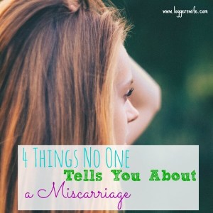 4 Things No One Tells You About a Miscarriage