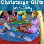 Saving Money on Christmas Gifts for Baby