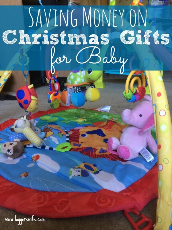 Baby's first Christmas can be kind of a big deal. Be sure to follow these 4 tips on saving money on Christmas gifts to keep it fun without going over budget