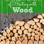 The Biggest Benefit of Heating with Wood