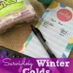 Surviving Winter Colds with Young Children