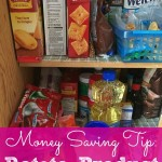 Simple Money Saving Tip: Rotate Product