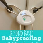 Beyond Basic Babyproofing: The Things You Don't Think About