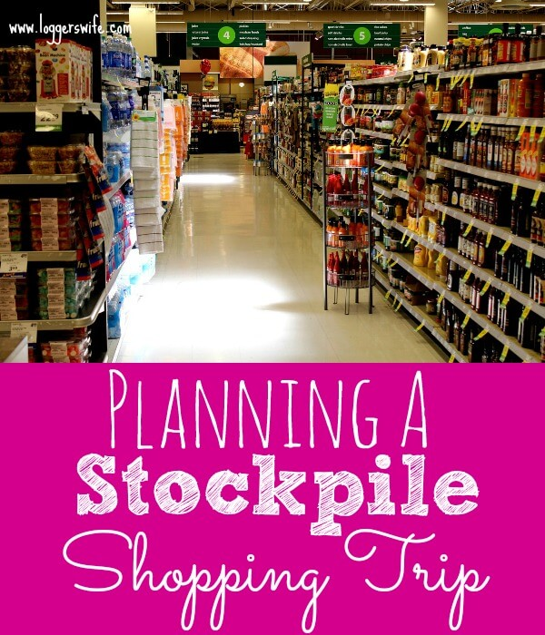 The point of a stockpile shopping trip is to save as much money as you can. For that, you need to be organized. Follow these six steps to stretch your money
