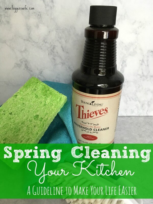 Spring cleaning! Some people love it, some people hate it. No matter what side you fall on, here are some guidelines for spring cleaning your kitchen.