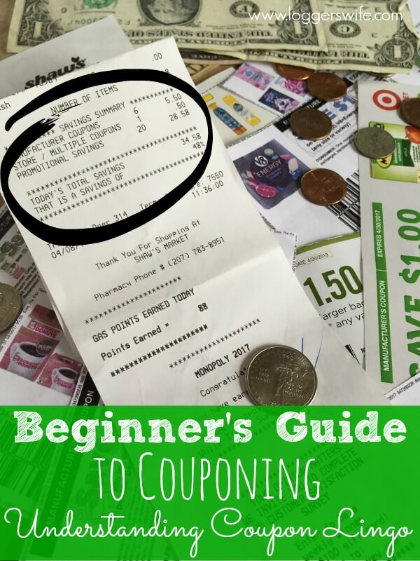 Coupon lingo. It's a language all it's own. What is a catalina anyway?!!? Find out all you need to know as a new couponer.