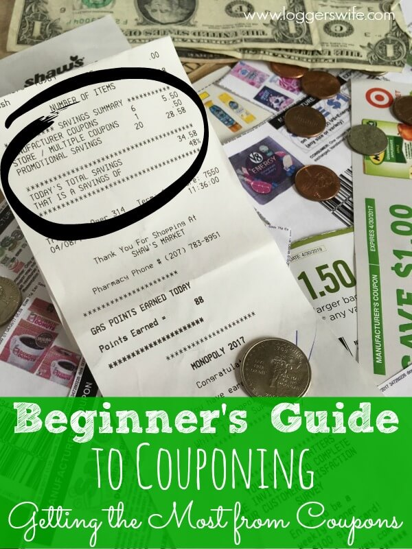 Great tips if you want to save money with coupons. Learn how to stack coupons, use apps, and pair with sales. Lots of great information!