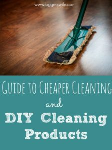 Guide to Cheaper Cleaning and DIY Cleaning Products