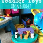 Best Toddler Toys on a Budget