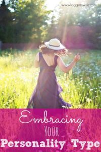 Embracing Your Personality Type