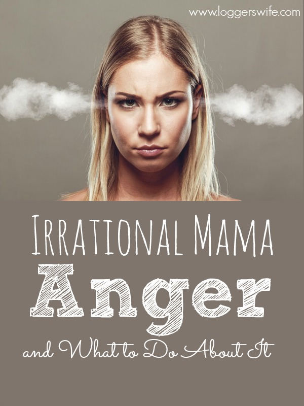 All moms have experienced irrational mama anger at some point. Find out how to prevent it and what to do if it happens anyway