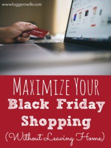 Maximize Black Friday Shopping Without Leaving Home