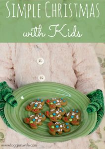 Simple Christmas with Kids