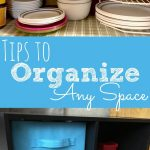 Tips to Organize Any Space