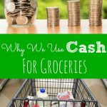 Why We Use Cash for Groceries
