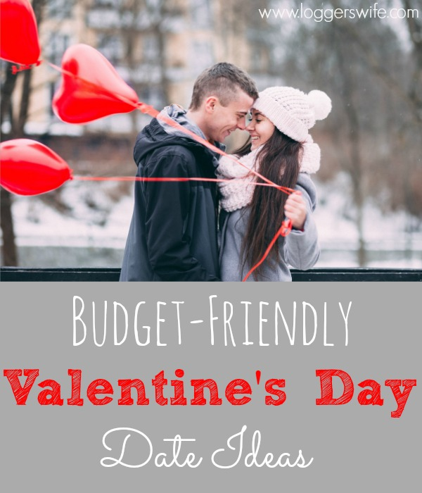 A fun date doesn't have to cost a lot of money. If you're stuck, be sure to check out this list of budget friendly Valentine's Day date ideas.