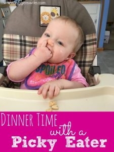 Dinner Time with a Picky Eater