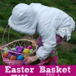 Easter Basket Fillers for 5 Year Old Girls